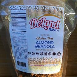 Deland's Bakery Almond Granola  Main Image