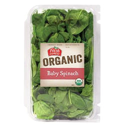 Spinach- Baby Clam (US) Main Image