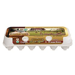 Large Pasture Raised Certified Organic Eggs Main Image