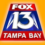 Fox 13 Charley Belcher comes to visit Tampa Bay Organics.