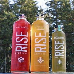 Rise Kombucha Shop Category Image