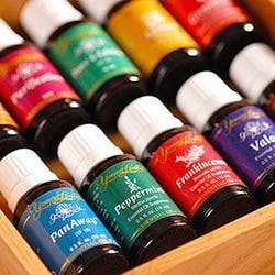Young Living Essential Oils Shop Category Image