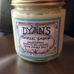 Dyan's Garlic Sauce Shop Category Image