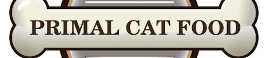 Primal Cat Food Shop Category