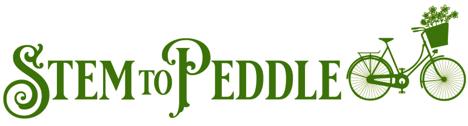 Stem To Peddle Logo