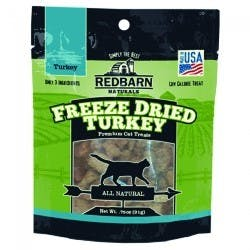 Redbarn Freeze-Dried Turkey Treats for Cats Main Image