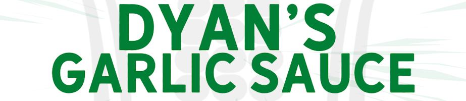 Dyan's Garlic Sauce Shop Category