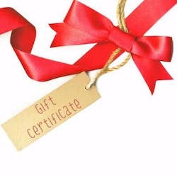 Gift Certificates Shop Category Image