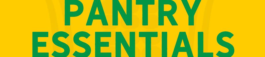 Pantry Essentials Shop Category