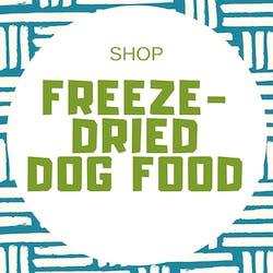 Freeze-Dried Dog Food Shop Category Image