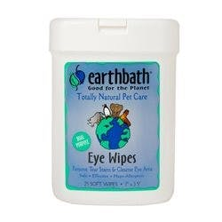 Earthbath Eye Wipes for Dogs & Cats Main Image