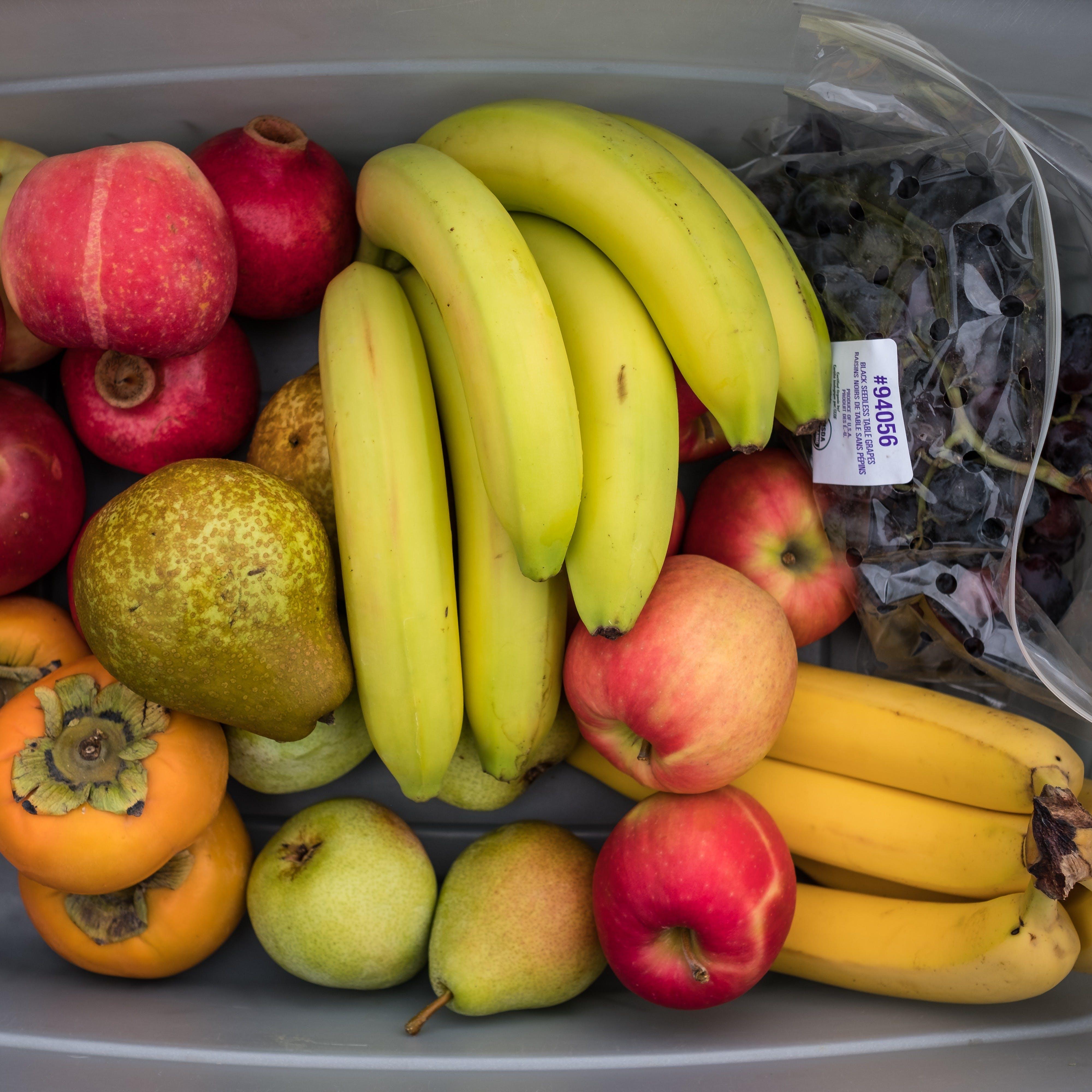 Personal Fruit Bin