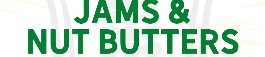 Jams & Nut Butters Shop Category