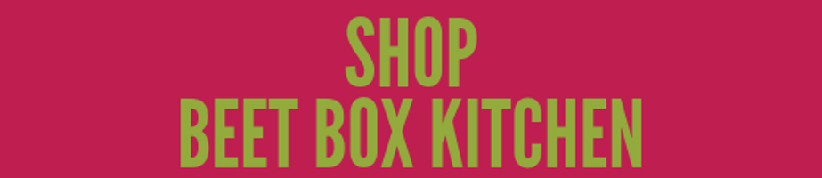 Beet Box Kitchen Shop Category