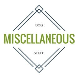Miscellaneous Dog Stuff Shop Category Image