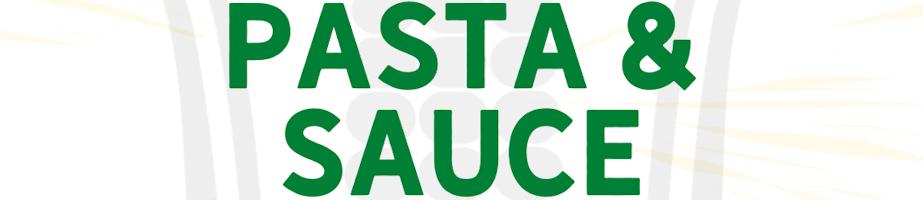 Pasta & Sauce Shop Category