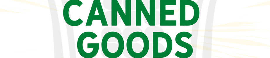 Canned Goods Shop Category