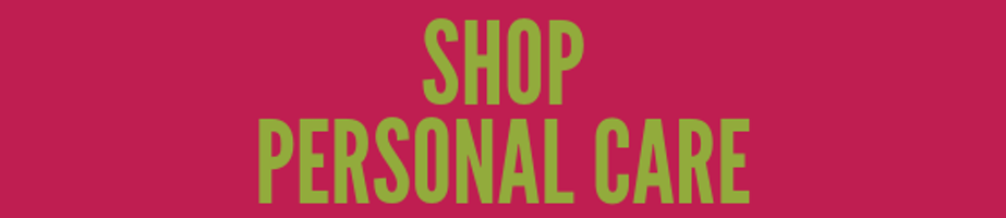 Personal Care Shop Category