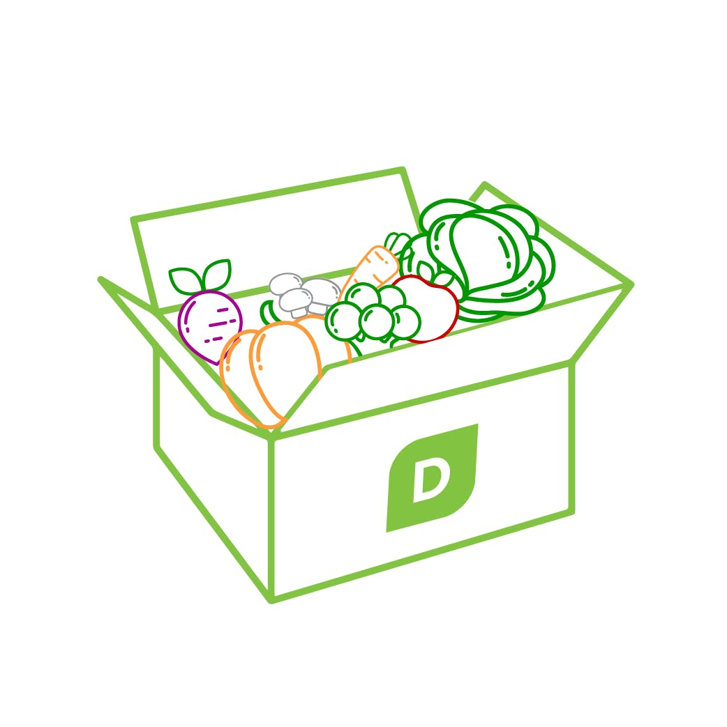 Small Produce Box